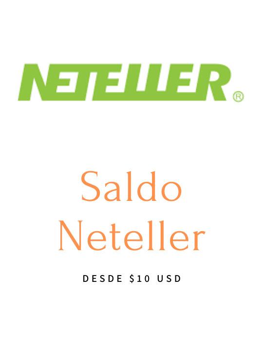 Saldo Neteller